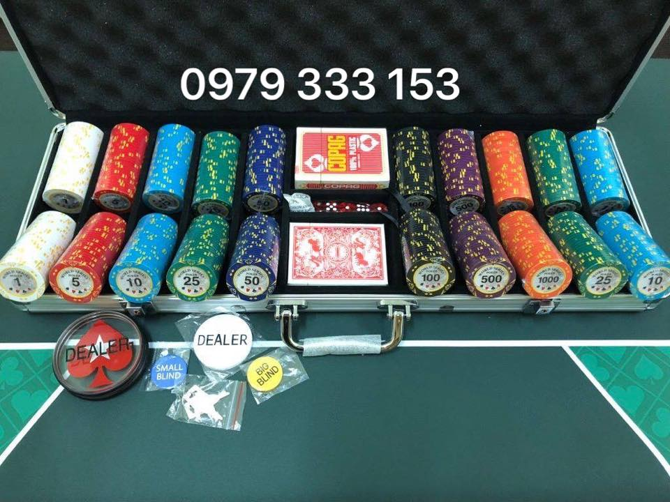 Phỉnh world series 500 chip poker club