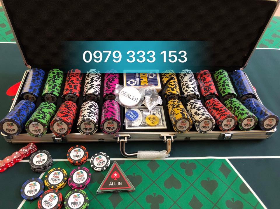 Phỉnh pro world series poker cao cấp tại Hà Nội