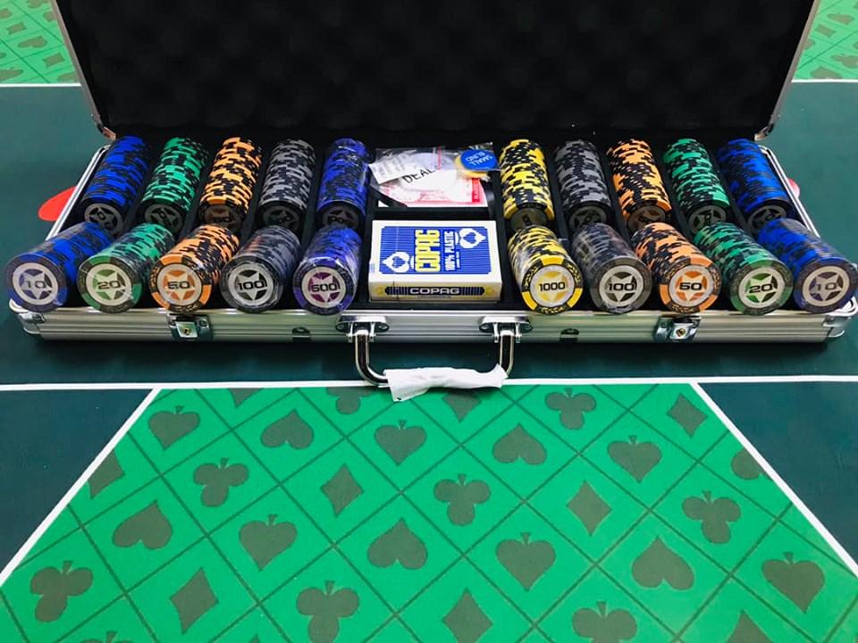 Phỉnh poker casino star 500 chip hàng cao cấp nhập khẩu