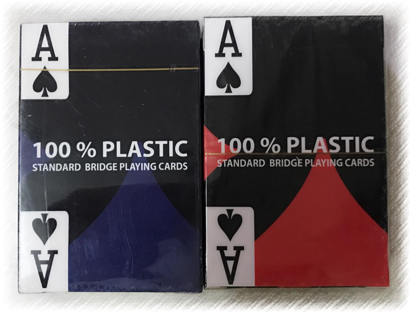 Bài nhựa 100% Plastic số nhỏ