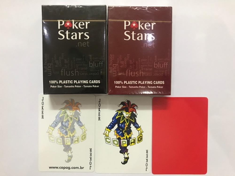 Bài nhựa copag poker stars