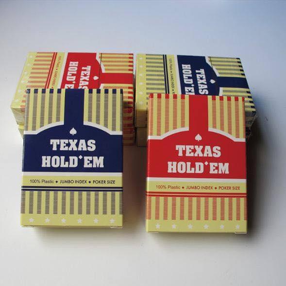 Bài nhựa Texas Hold em chơi poker giá rẻ