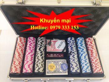 Bán phỉnh poker, chip poker ở Hồ Chí Minh(Sài Gòn)