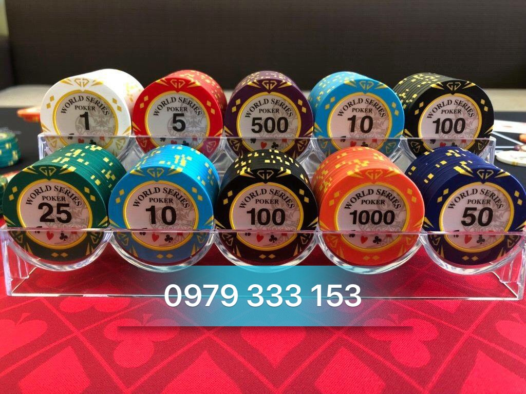 Phỉnh world series 300 chip poker club