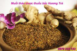 Mua túi muối thảo dược Hương Trà chườm bụng sau sinh ở Hải Phòng, Đà Nẵng