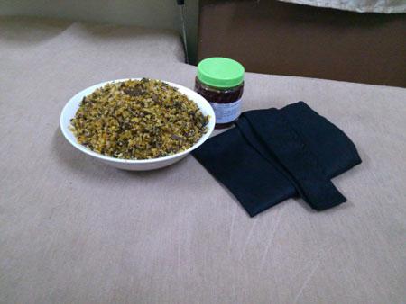Túi muối thảo dược thuốc bắc